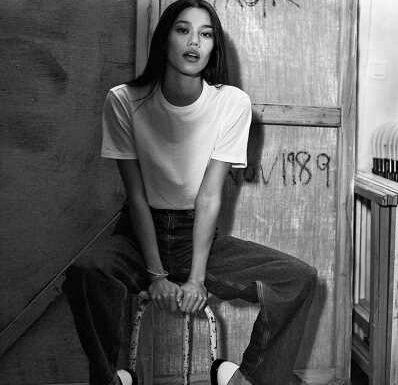 Jade Nguyen, mannequin à suivre