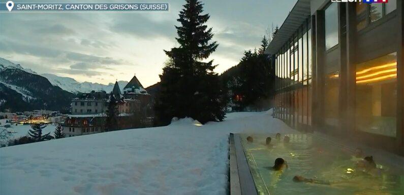 Ce reportage du JT du 20h de TF1 où des gens payent 2500 euros la nuit d'hôtel pour skier et vivre sans masque scandalise les téléspectateurs