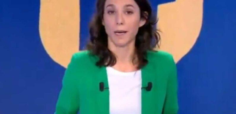 """Marina Lorenzo en pleurs pour sa dernière sur la chaîne Téléfoot : """"C'est ainsi que se termine cette aventure de dingue"""" (VIDEO)"""