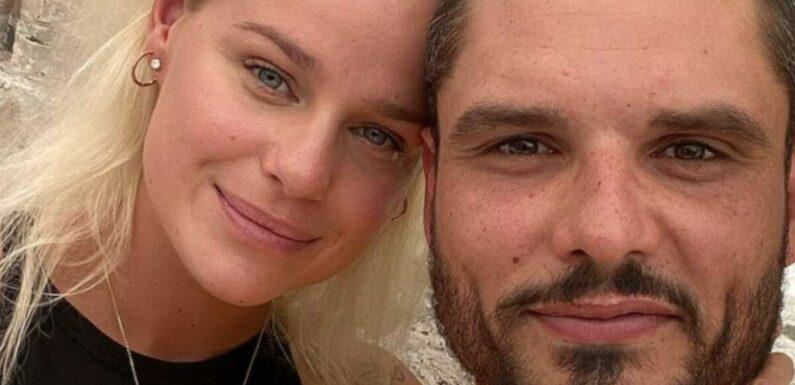 PHOTOS Florent Manaudou amoureux, il s'affiche avec sa chérie Pernille Blume