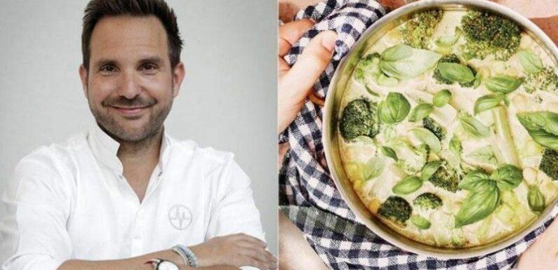 La recette Public : Le curry végétal de Christophe Michalak