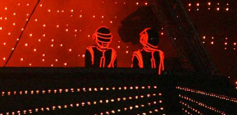 Photos – Les Daft Punk se séparent : retour sur une carrière qui a marqué l'Histoire