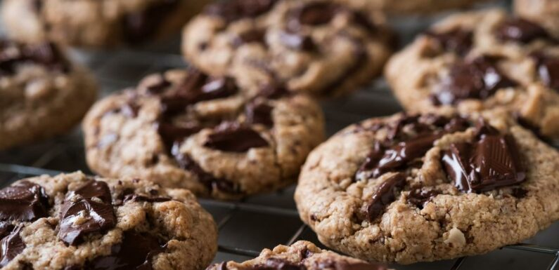 Les meilleures recettes de cookies, sucrées et salées