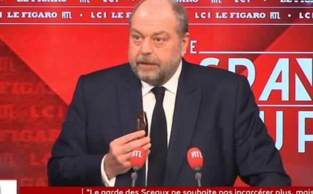 Inceste: la décision forte d'Éric Dupond-Moretti