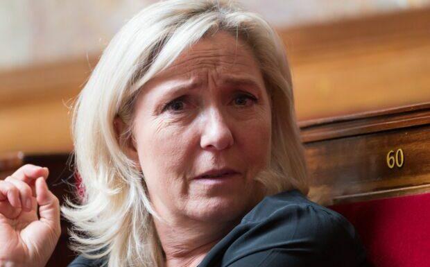 «Je voulais être Miss France»: Marine Le Pen moqueuse sur une candidature d'Eric Zemmour en 2022