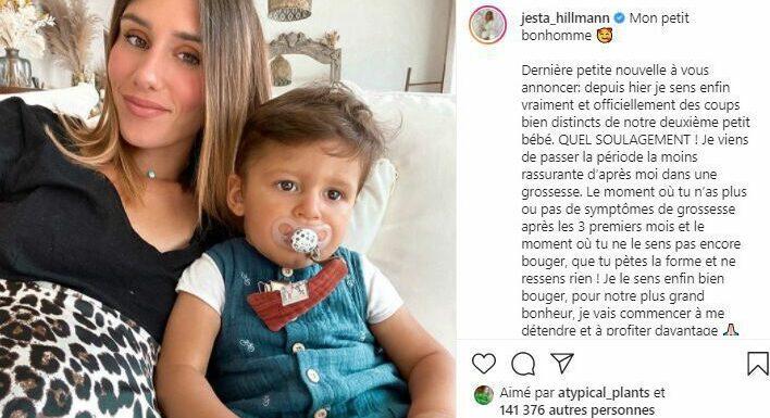 Jesta maman : elle pousse déjà un coup de gueule après la naissance de son deuxième fils