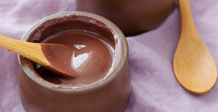 La recette de dessert au chocolat de Christophe Michalak avec seulement 2 ingrédients