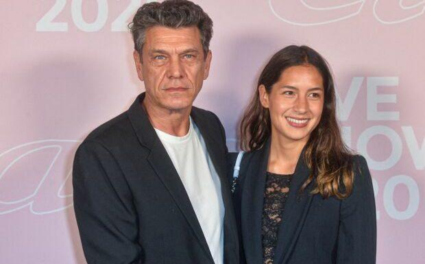 Marc Lavoine: qui est Line Papin, sa jeune épouse de 25 ans?