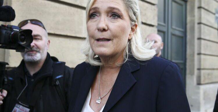 Marine Le Pen : comment la juge l'a interrompue en plein procès