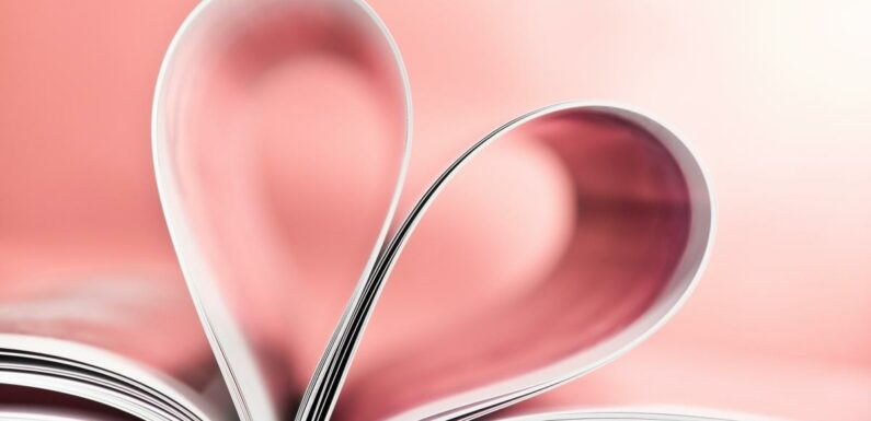 Succombez aux charmes de notre sélection de livres spéciale Saint-Valentin
