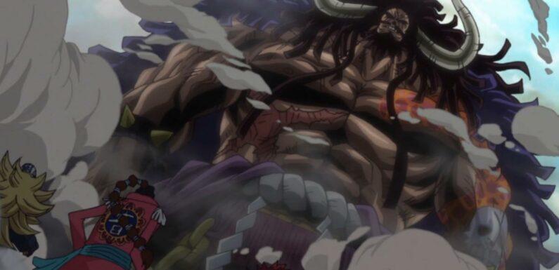 One Piece Chapitre 1003 : Rien de plus solide qu'un Yonkou ! Notre critique