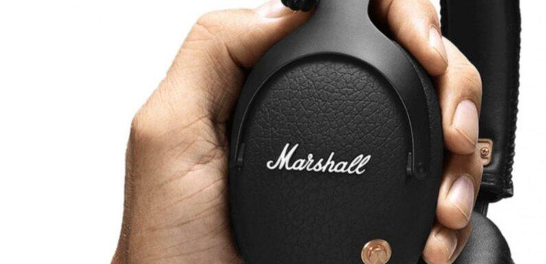 Bon Plan Marshall Monitor Bluetooth : Le casque sans fil profite désormais d'une remise de 41%