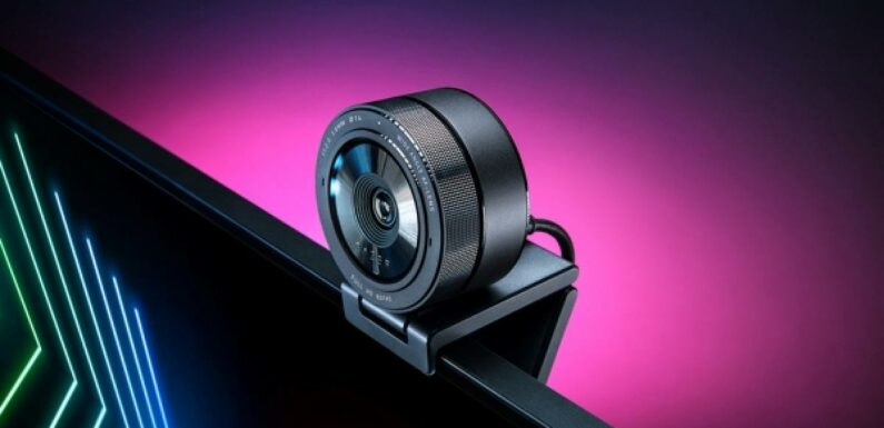 Razer dévoile la Kiyo Pro, sa nouvelle webcam haut de gamme