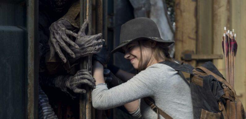 The Walking Dead saison 10 : Episode 17, Maggie et Daryl en galère dans un premier extrait