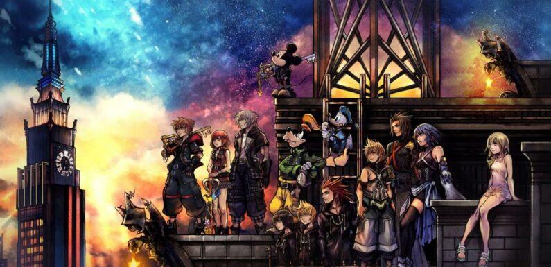 Les Kingdom Hearts arrivent enfin sur PC