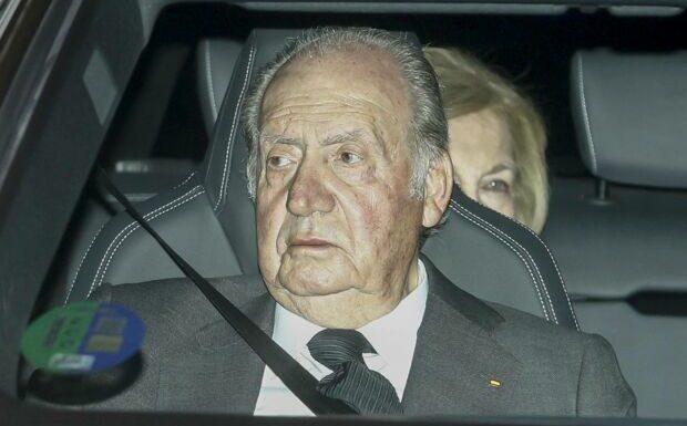 «Une santé d'ours»: Juan Carlos dément fermement être à l'article de la mort