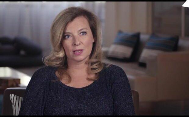VIDÉO – «C'est dommage»: Valérie Trierweiler agacée par les remarques sexistes sur Brigitte Macron