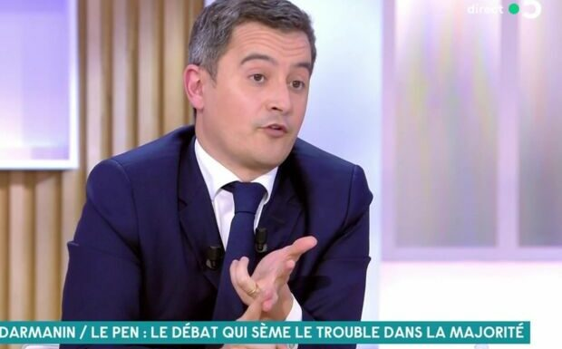 VIDÉO – Marine Le Pen «molle»: Gérald Darmanin explique son message