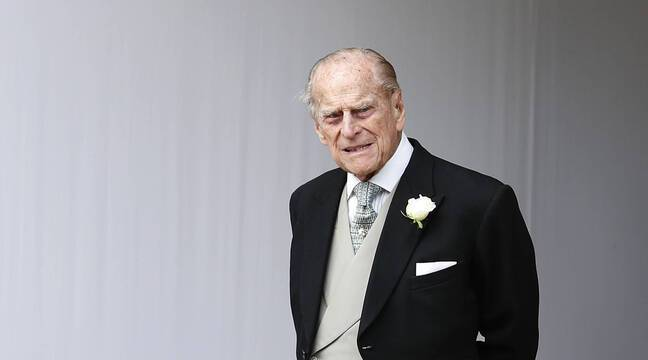 Le prince Philip va un peu mieux selon sa belle-fille Camilla