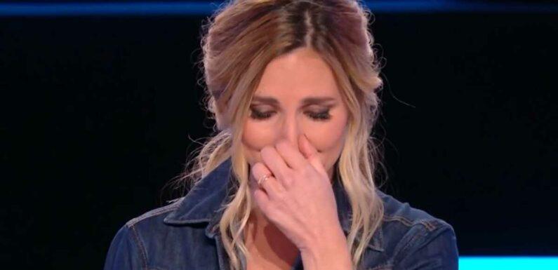 Marie Portolano en larmes fait ses adieux au Canal Sports Club (VIDEO)