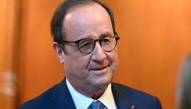 """François Hollande débarque dans """"L'Equipe du soir"""" le 15 mars"""