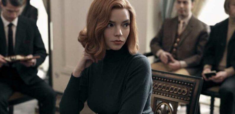 Anya Taylor-Joy, l'actrice de la série Le Jeu de la Dame, n'a pas toujours été rousse | Vogue Paris
