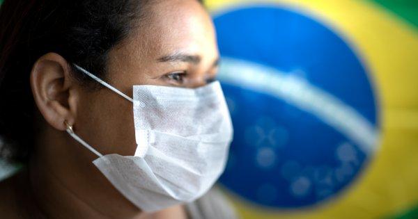 Avec près de 4000 morts par jour au Brésil, le variant P1 inquiète le monde
