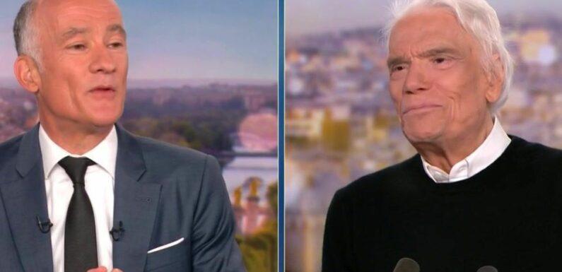 Bernard Tapie :pourquoi il n'a pas annulé sa venue sur TF1 malgré son état de santé