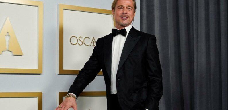 Brad Pitt, ses larmes et son chignon sont-ils les vraies stars des Oscars 2021 ?