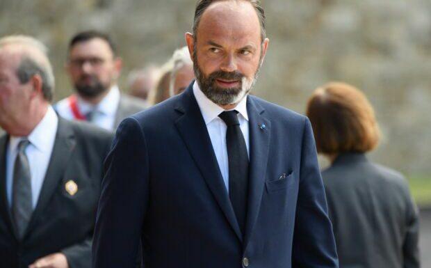 Edouard Philippe face à «la peur» et «l'angoisse»: il brise l'armure