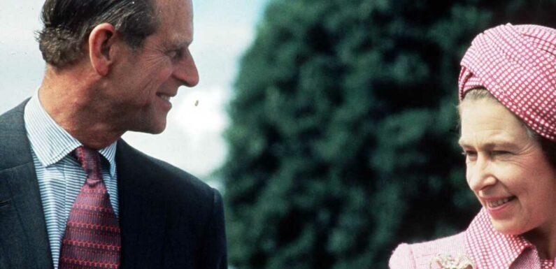 Elizabeth II et le prince Philip : l'émouvante photo avec leurs arrière-petits-enfants