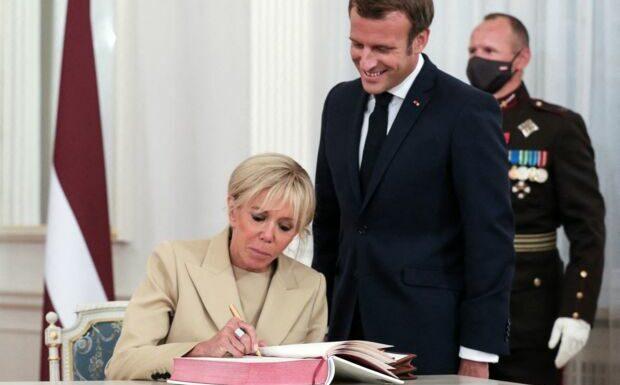 Emmanuel Macron: ses confidences très personnelles sur Brigitte