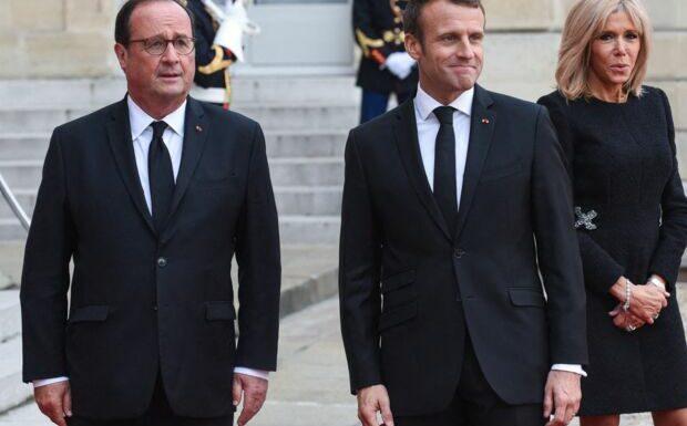 François Hollande et Emmanuel Macron même combat: «Il n'y a pas eu de big bang»