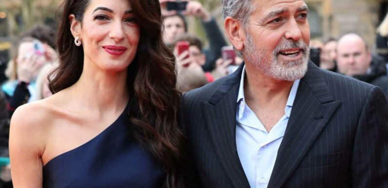 George Clooney et son épouse Amal s'installent en France, découvrez où !
