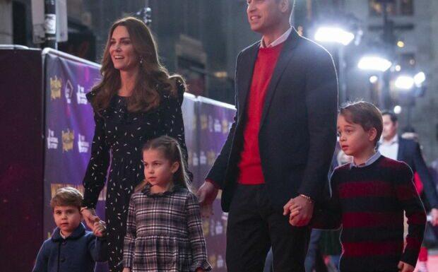 Kate Middleton et William: cette activité de leurs enfants qu'ils réservent exclusivement à leur grand-mère