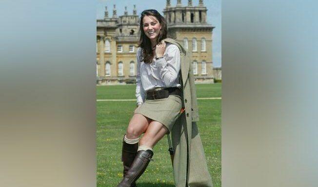 Kate Middleton : le secret des bottes qu'elle porte chaque année depuis 17 ans… Achetées lorsqu'elle était étudiante
