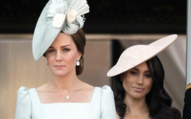 Kate Middleton: pourquoi elle n'aurait pas favorisé l'intégration de Meghan Markle au sein de la famille royale