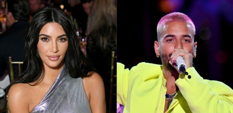 Kim Kardashian en couple avec Maluma ? La vérité sur leur relation dévoilée