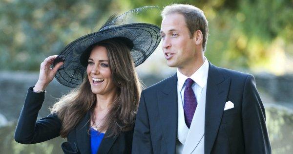Le jour où le prince William est tombé amoureux de Kate Middleton