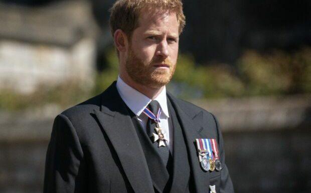 Le prince Harry n'est pas venu seul à Londres: il a prévu sa propre équipe de sécurité