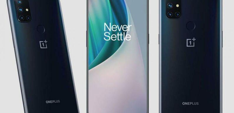 Le successeur du OnePlus Nord N10 arrive prochainement