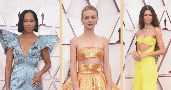 Les meilleurs looks des Oscars 2021