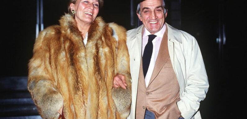 Lino Ventura, fou de sa femme Odette: Enfants, Passion et 300lettres
