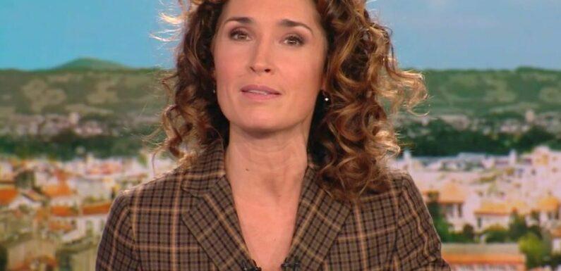 Marie-Sophie Lacarrau : gros coup dur pour la présentatrice, absente du JT de 13H de TF1 cette semaine