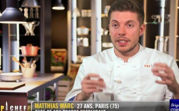 Matthias (Top Chef): comment il réussit à gérer les critiques violentes des réseaux sociaux