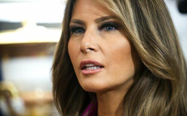 Melania Trump attaquée sur son physique: les internautes ne l'épargnent pas