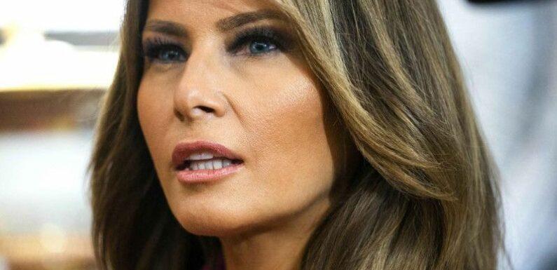 Melania Trump : cette petite phrase ahurissante, passée inaperçue aux obsèques du prince Philip !
