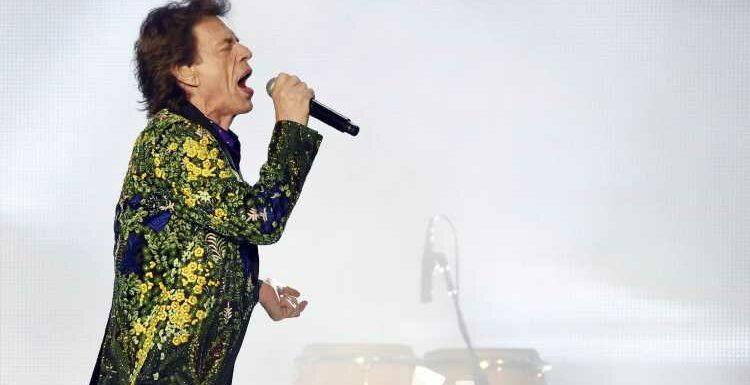 """Mick Jagger sort """"Eazy Sleazy"""", un titre optimiste qui imagine la sortie de la crise, avec Dave Grohl des Foo Fighters"""