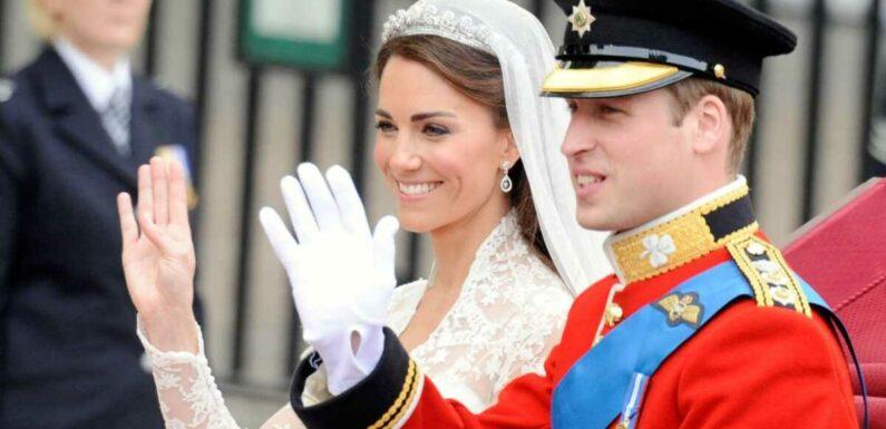 PHOTOS 10 ans de mariage de Kate et William : les plus beaux clichés qui retracent leur histoire d'amour