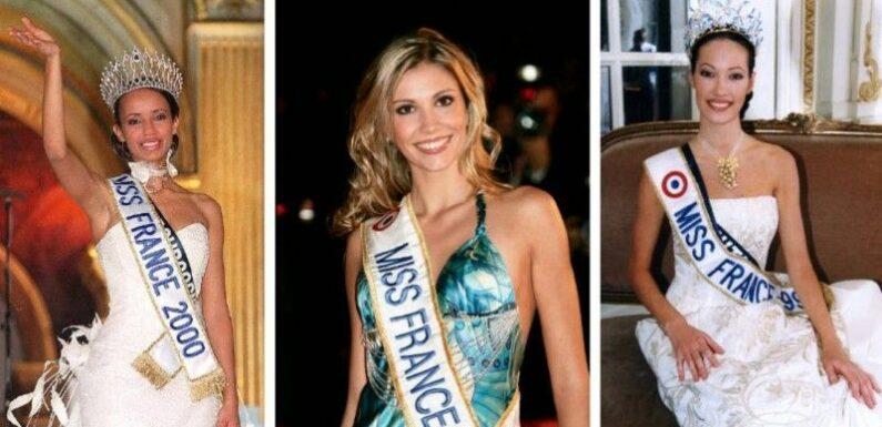 PHOTOS : De l'élection à leur vie de maman… retour sur ces Miss France qui ont bien changé !